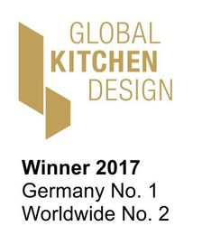 Global Kitchen Design Gewinner 2017
